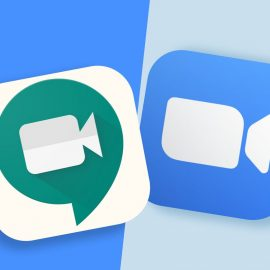 Google Hangouts VS Zoom